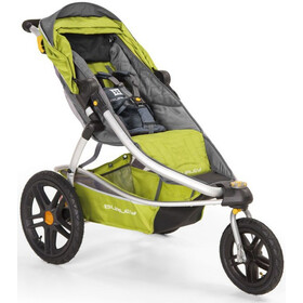 Burley Solstice Kinderwagen, green/grey